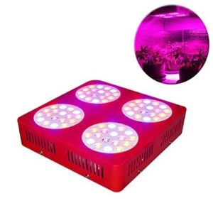 300Watt HPS Ersatz ZNET4 Professionelle Vollspektrum LED Grow Lampe