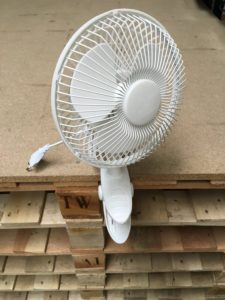 Brons BLT Clip Ventilator 15cm 2 Stufig