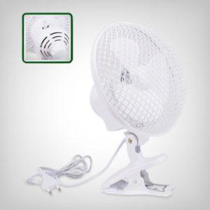 Clip Ventilator oszillierend